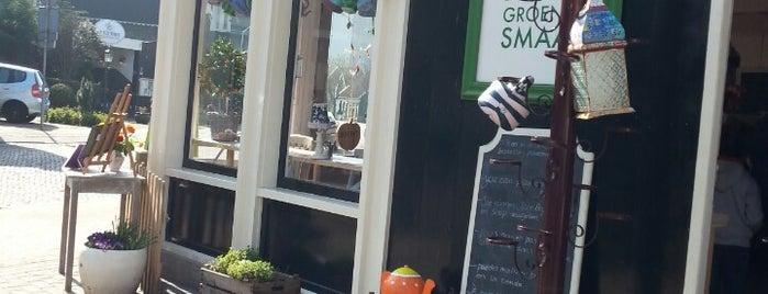 De Groene Smaak | Groeneveld Eten is one of Lugares favoritos de didem.