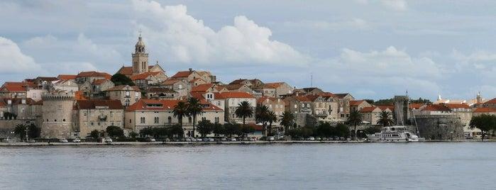 Korčula is one of Croacia.