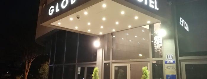 Hotel Globo is one of Orte, die Douglas gefallen.