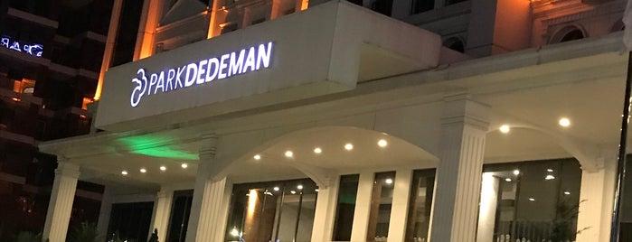 Park Dedeman Trabzon is one of Locais curtidos por Abdulaziz.