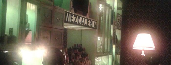 la mezcaleria is one of Mezcalerías.