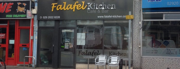 Falafel Kitchen is one of New York Food.