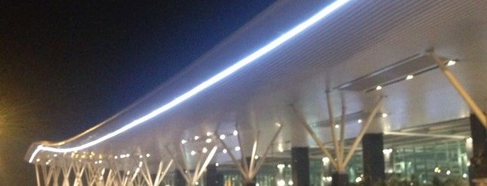 Departure Terminal is one of Orte, die Ashwin gefallen.
