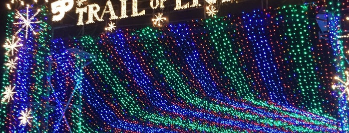 Austin Trail of Lights 2014 is one of Keeping Austin Weird.