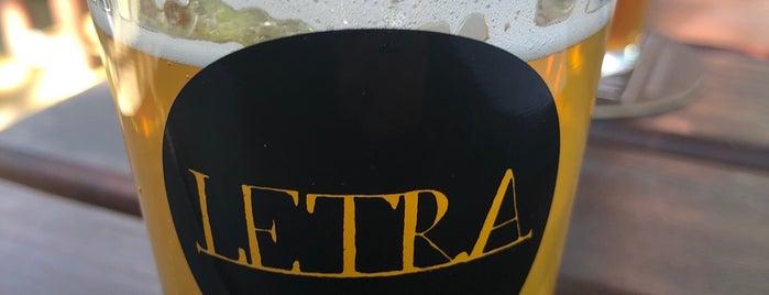 Letraria - Craft Beer Garden Porto is one of Porto.