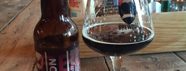 BrewDog Brussels is one of Orte, die Vlad gefallen.
