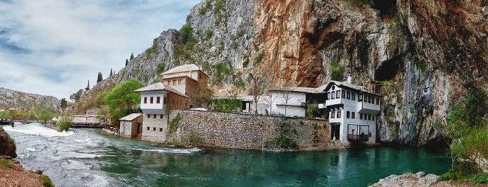 Blagaj is one of Gezilecek Yerler ve Müzeler.