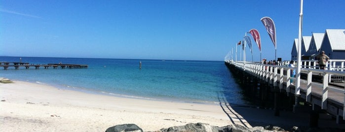 Busselton Jetty is one of Ben 님이 좋아한 장소.