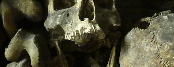 Catacombes de Paris is one of Ali 님이 저장한 장소.