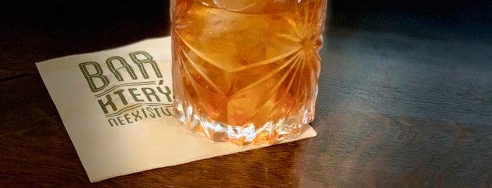 Bar, který neexistuje is one of Locais curtidos por P.