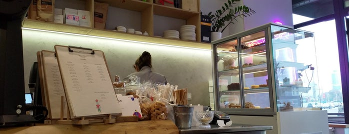 STATION cakes&coffee is one of Киев.