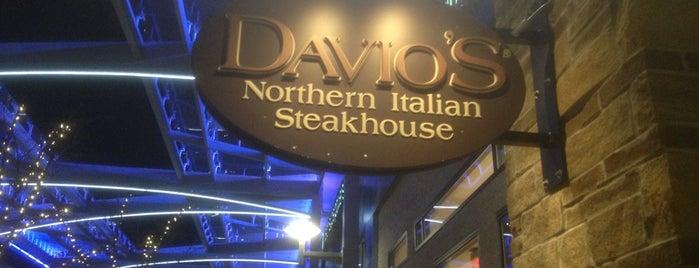 Davio's Foxborough is one of My Favorites.