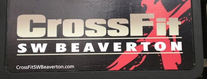CrossFit SW Beaverton is one of สถานที่ที่ Colleen ถูกใจ.