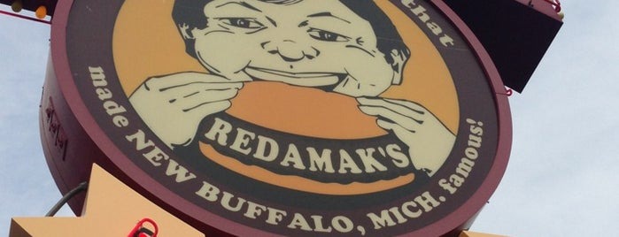Redamak's Tavern is one of Michigan.