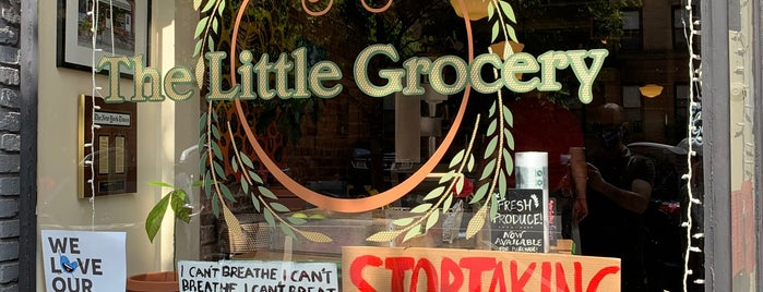Little Grocery is one of Hoboken.