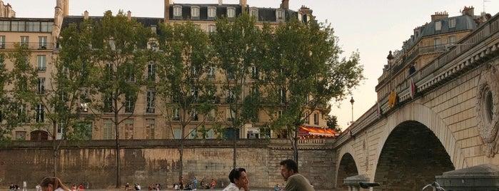 Parc Rives de Seine is one of Richard'ın Beğendiği Mekanlar.