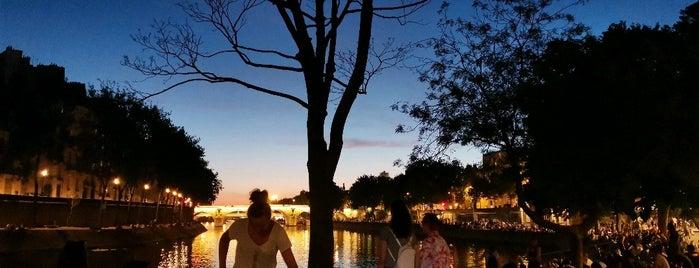 Parc Rives de Seine is one of Posti che sono piaciuti a Richard.