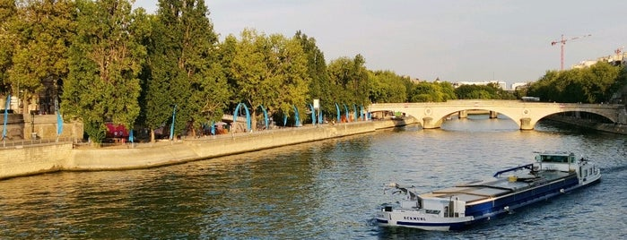 Parc Rives de Seine is one of Locais curtidos por Kevin.