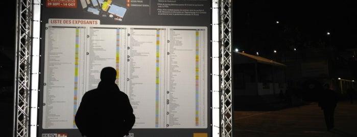 Paris Expo Porte de Versailles is one of TO DO~TO DO....