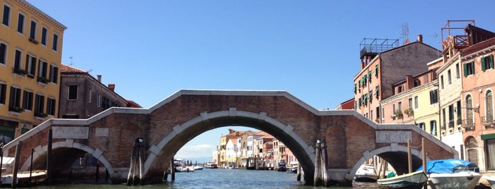 Tre Archi is one of Venice.