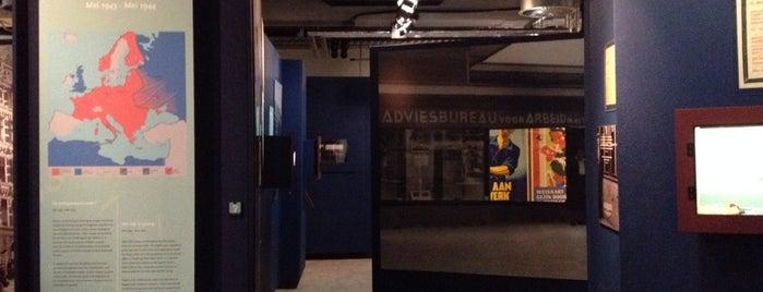Verzetsmuseum is one of Must-visit Musea Amsterdam.