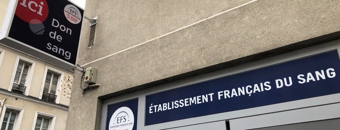 EFS Crozatier is one of Richard : понравившиеся места.