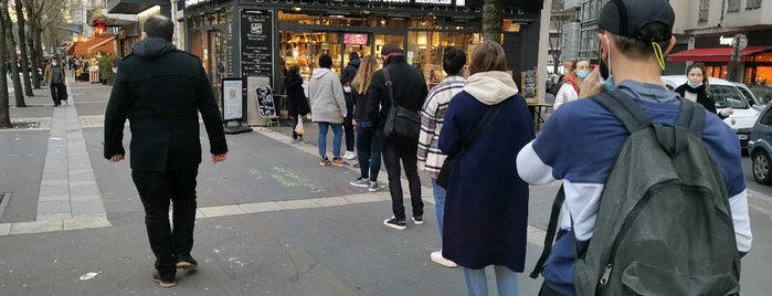 Boulangerie-Pâtisserie L'Essentiel – Anthony & Nadine Bosson is one of Les 15 meilleures boulangeries de Paris L'Express.