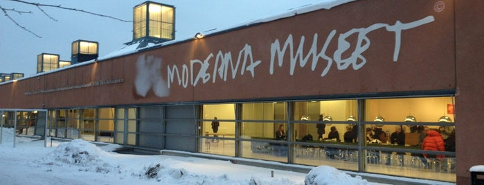 Moderna Museet is one of Stockholm.