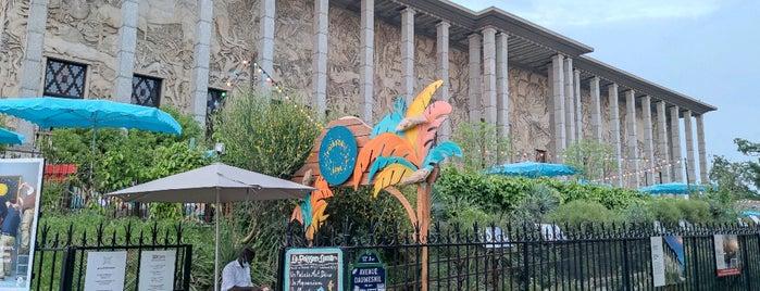 Le Poisson Lune is one of Paris atypique.