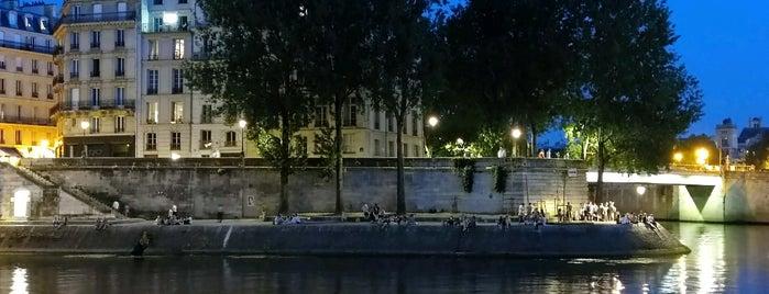 Parc Rives de Seine is one of Francs.