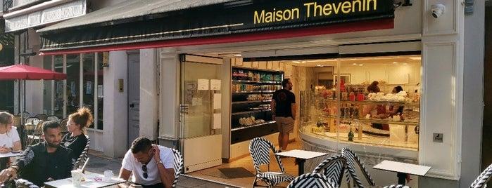 Boulangerie Pâtisserie Thévenin is one of Orte, die Richard gefallen.