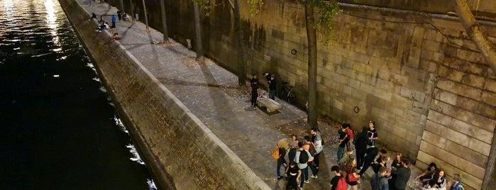 Parc Rives de Seine is one of Lieux qui ont plu à Kevin.