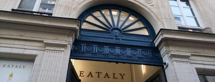Eataly Paris Marais is one of Paris.