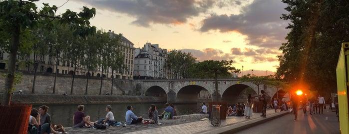 Parc Rives de Seine is one of Richard : понравившиеся места.