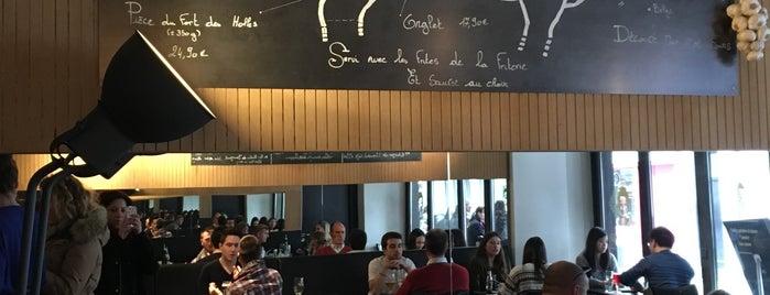 Café Georgette is one of Posti che sono piaciuti a Nelly.