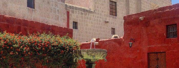 Convento / Monasterio de Santa Catalina is one of Posti che sono piaciuti a Nelly.