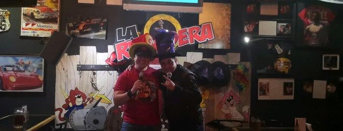 La Regadera Karaoke & Sport Bar is one of Locais curtidos por Alicia.