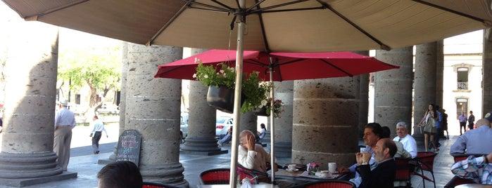 Café Boutique Degollado is one of Gdl.