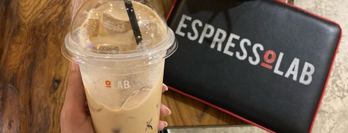 Espresso Lab is one of Cairo.