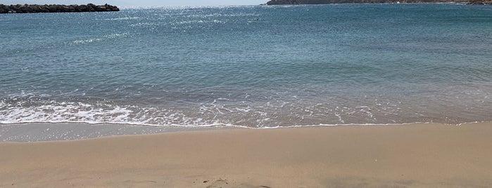 Aspro Galazio is one of Paros island.