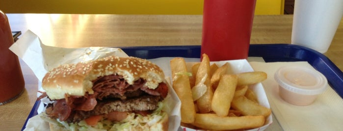 Crown Burgers is one of restaurants.