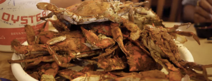 Mike's Crabhouse is one of 11 Places To Eat Crab In Maryland.