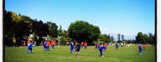 Centro Deportivo Cordep is one of Tempat yang Disukai Cristian.
