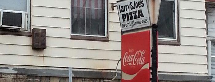 Larry & Joe's Pizzeria is one of JC.