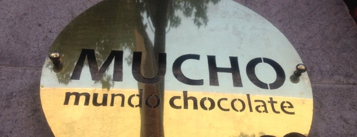 MUCHO Museo del Chocolate is one of Museos DF.