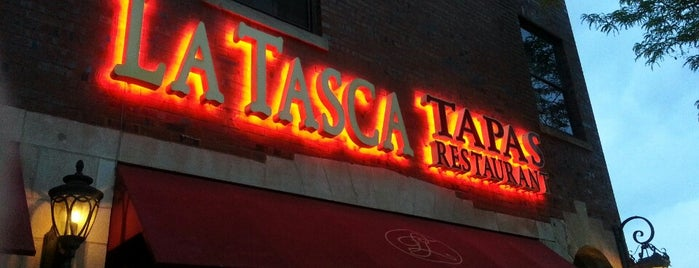 La Tasca Tapas Restaurant is one of Guide to Chicagoland's best spots.