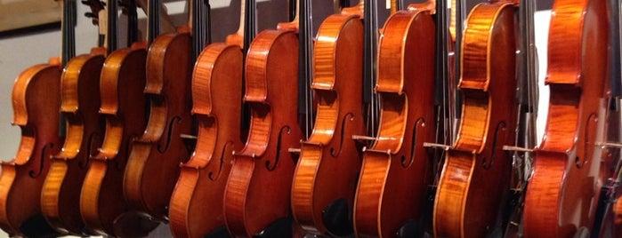 Il Violino is one of SoulMaite'nin Beğendiği Mekanlar.