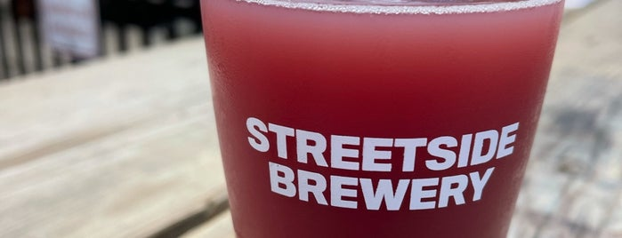 Streetside Brewery is one of ᴡさんのお気に入りスポット.