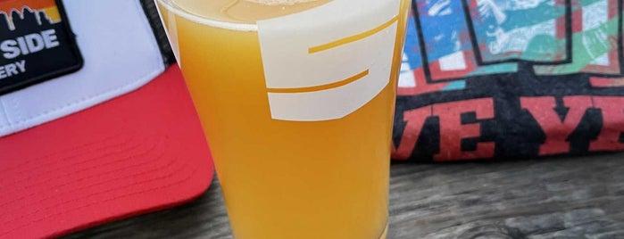 Streetside Brewery is one of Posti che sono piaciuti a ᴡ.