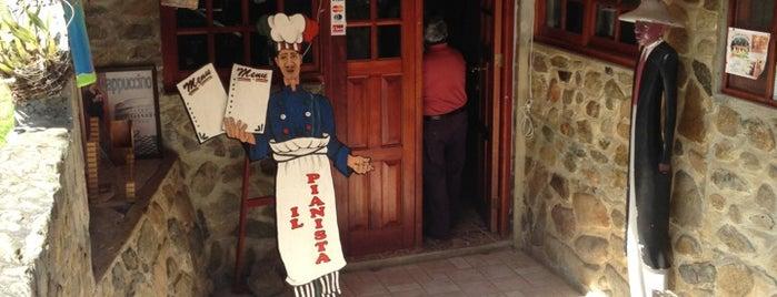 Il Pianista is one of Pizzerias Italiana comida.